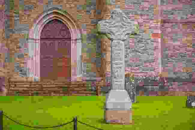 Down Cathedral, Downpatrick (Shutterstock)