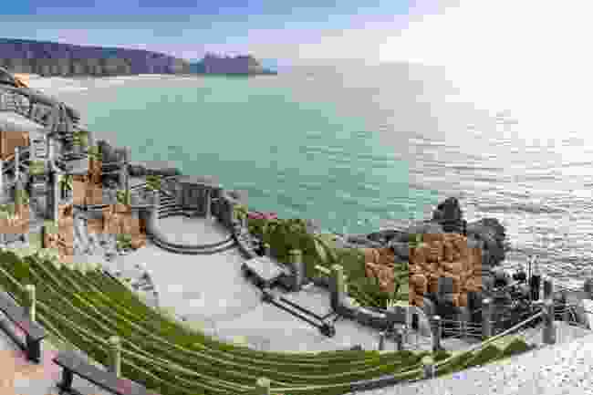 The view from Minack Theatre (Shutterstock)