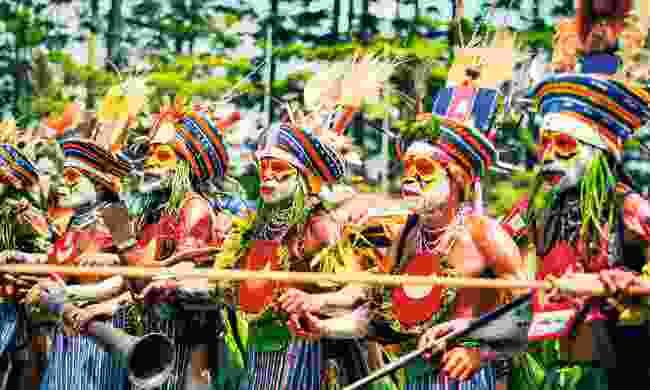 Cruise Sepik, Papua New Guinea (Dreamstime)