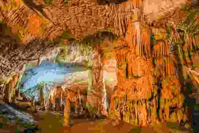 The weird and wonderful insides of Postojna Cave, Slovenia (Shutterstock)