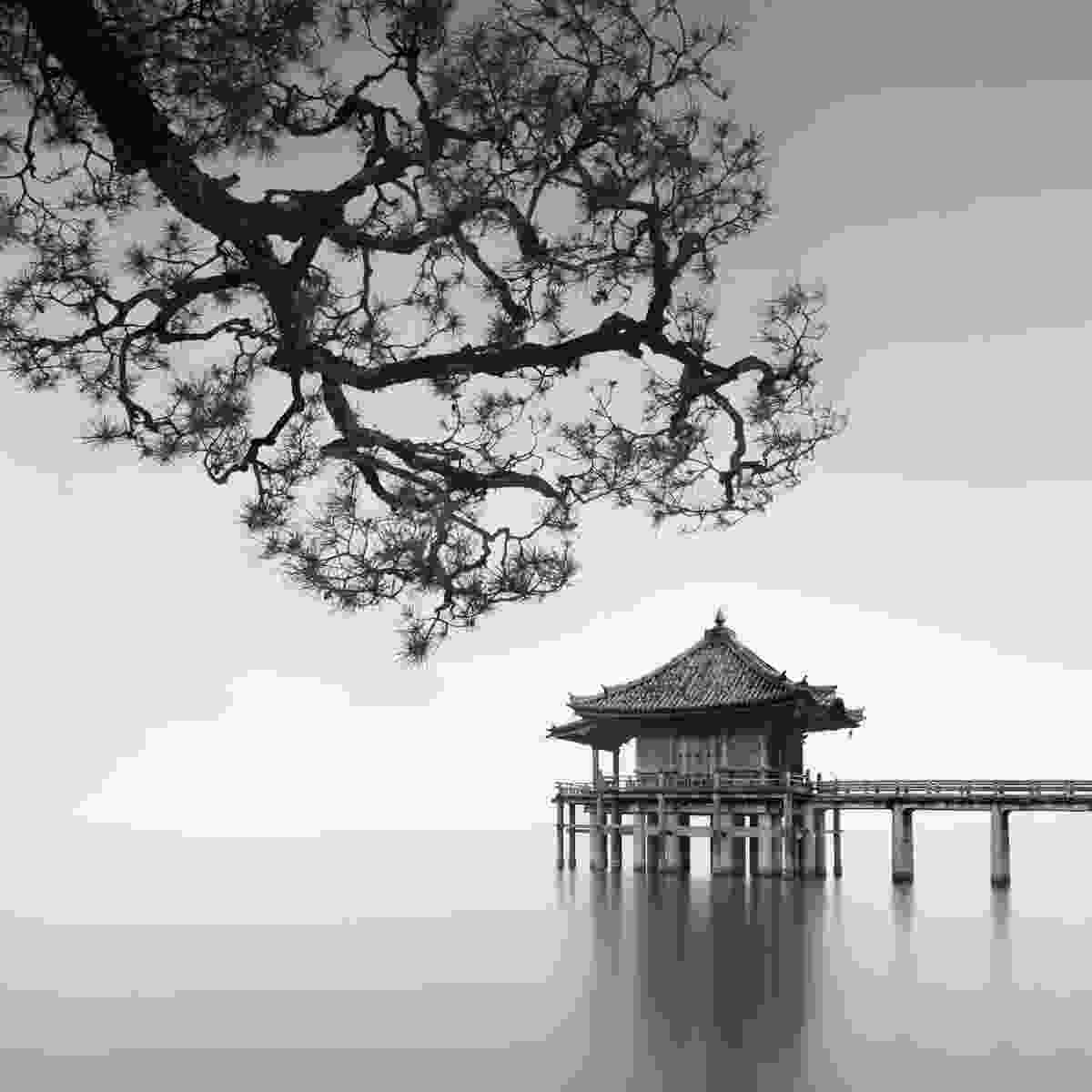 Temple Honshu, Japan (Jonathan Chritchley)