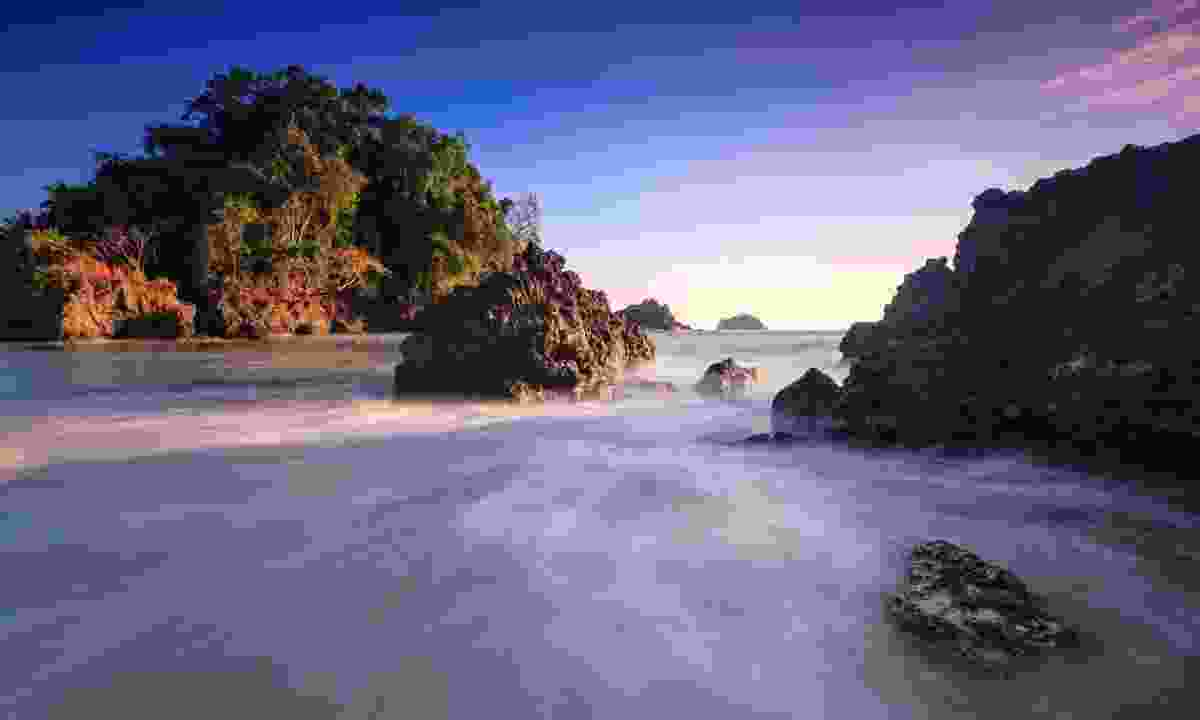 Sunset in Manuel Antonia National Park (Dreamstime)