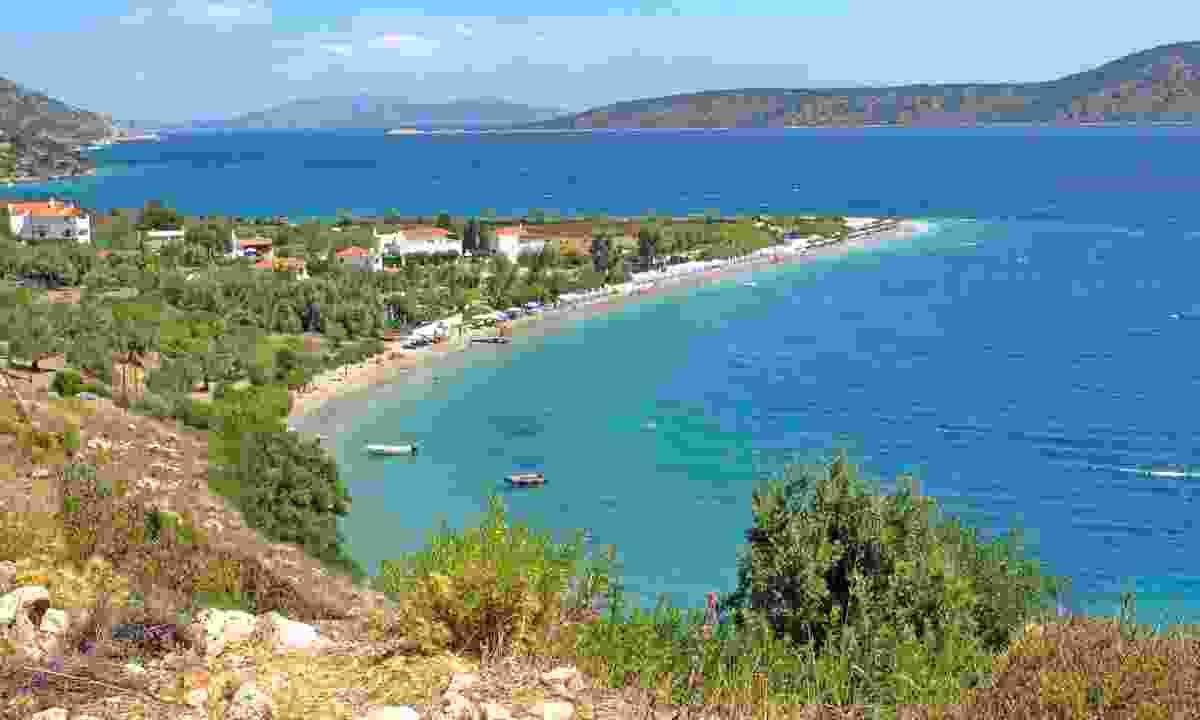 Agios Dimitrios (Dreamstime)