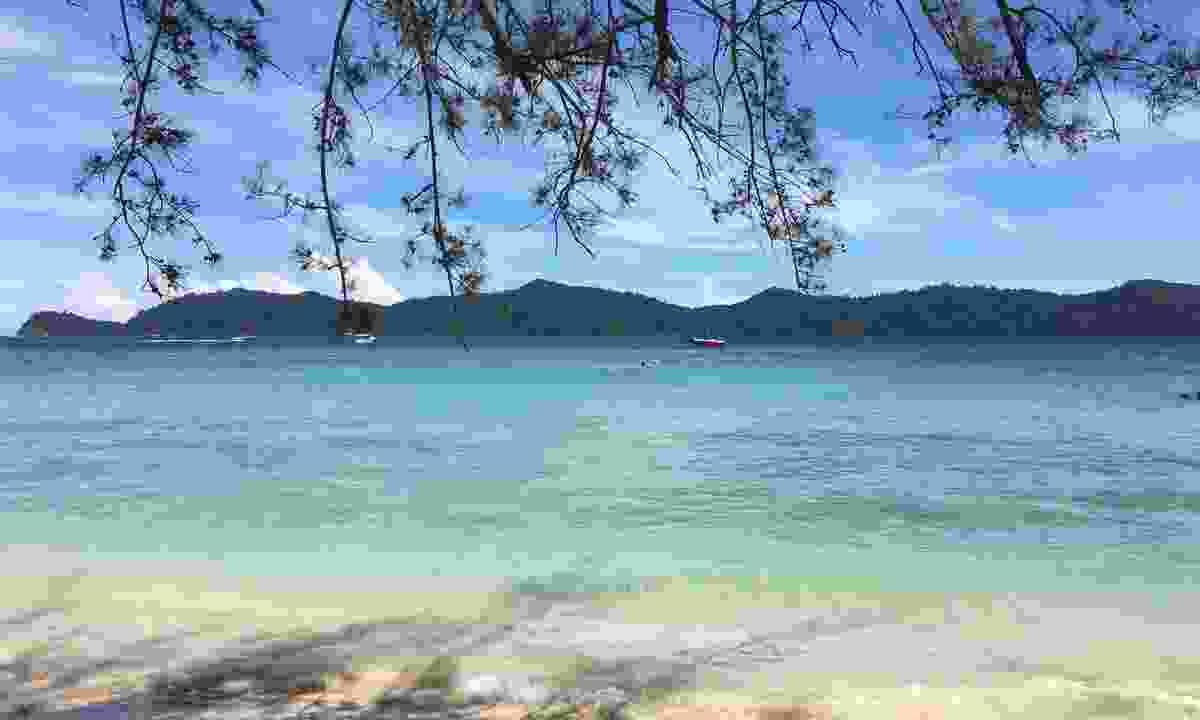 View of Gaya Island Resort (Hazel Plush)