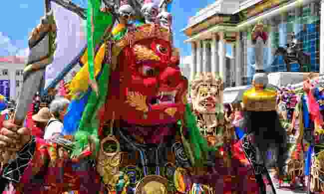 Deeltei Mongol festival (Shutterstock)