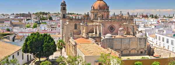 The cathedral in Jerez de la Frontera (Shutterstock)