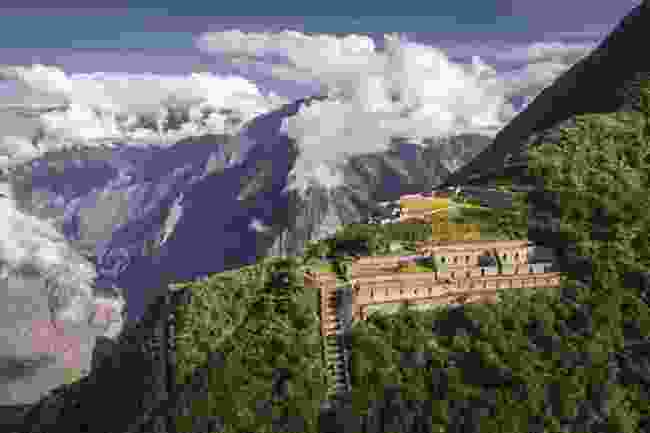 The Lost City of Choquequirao (Shutterstock)