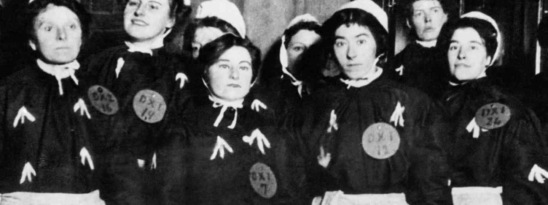 Suffragettes (Dreamstime)