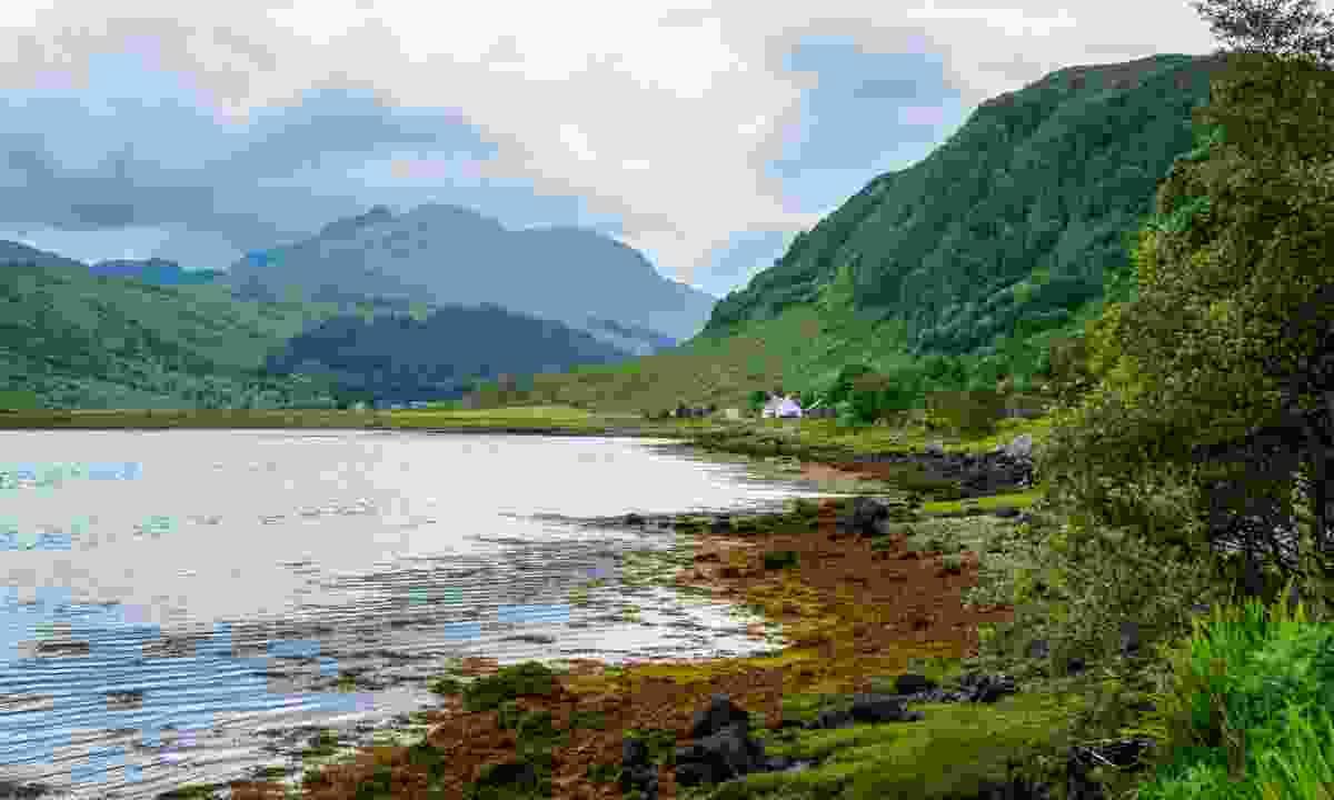 Loch Sunart (Dreamstime)