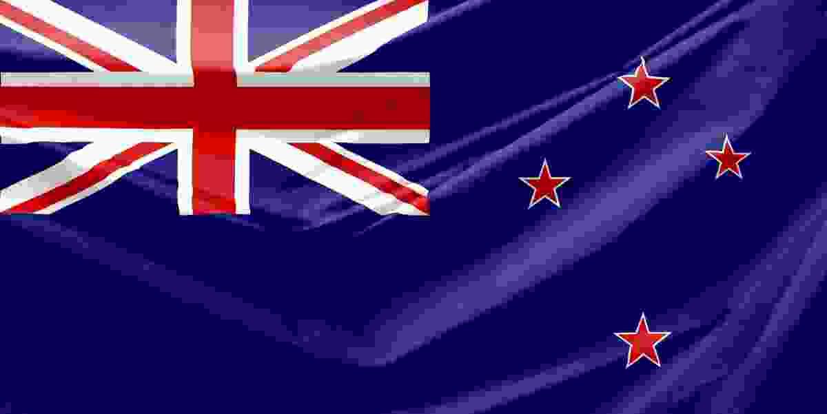 New Zealand flag (Dreamstime)