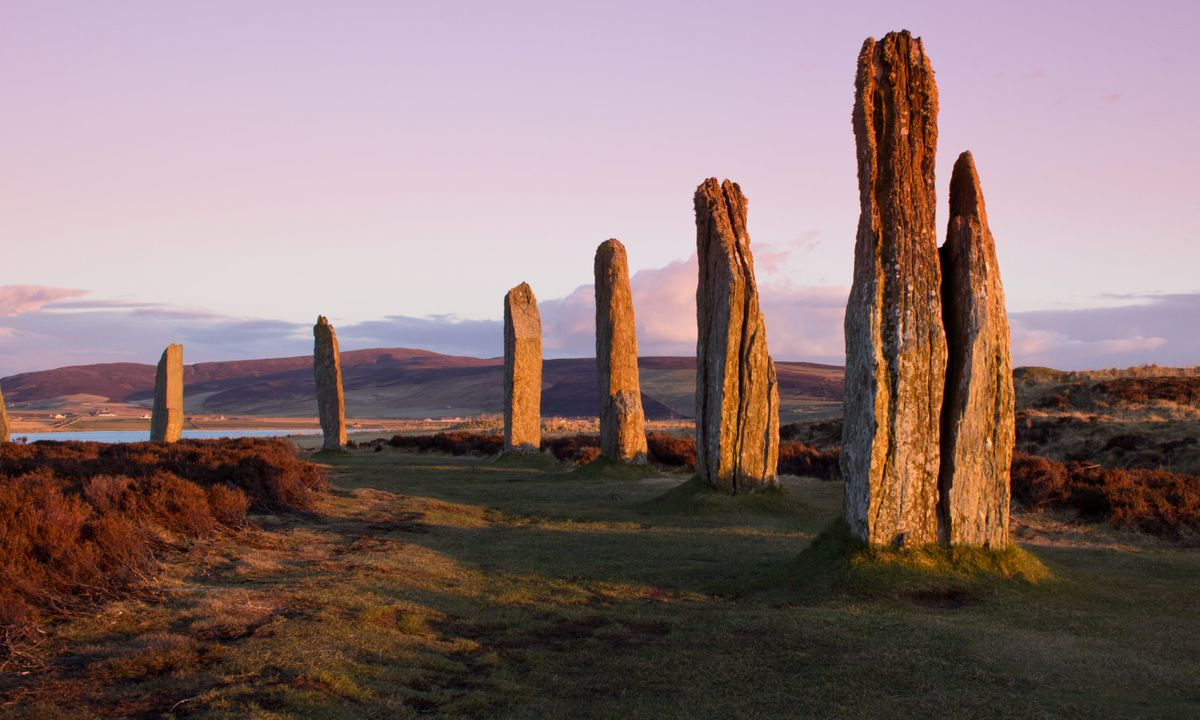 Bold and beautiful: 12 of Britain's most mysterious ancient