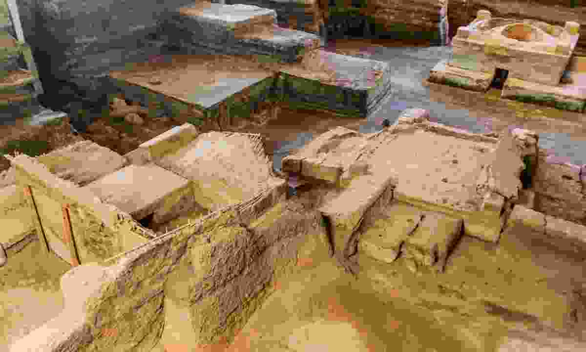 The Mayan village of Joya de Cerén (Dreamstime)