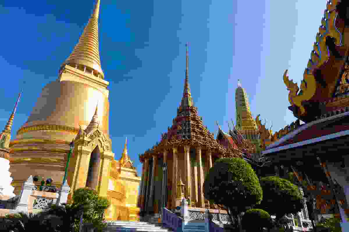 Bangkok Grand Palace. (Dreamstime)