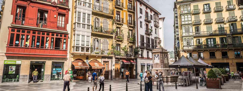 Town of Bilbao, Spain (Dreamstime)