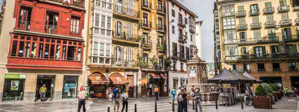 Town of Bilbao, Spain (Dreamstime)