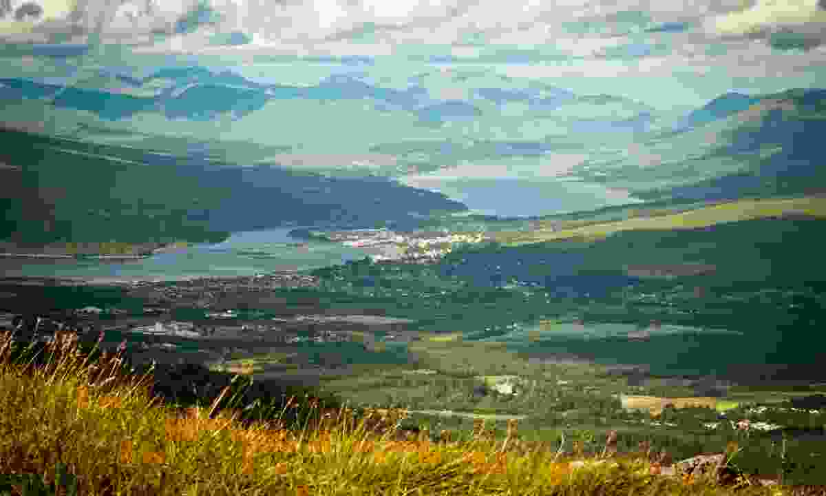 View from Ben Nevis (Dreamstime)