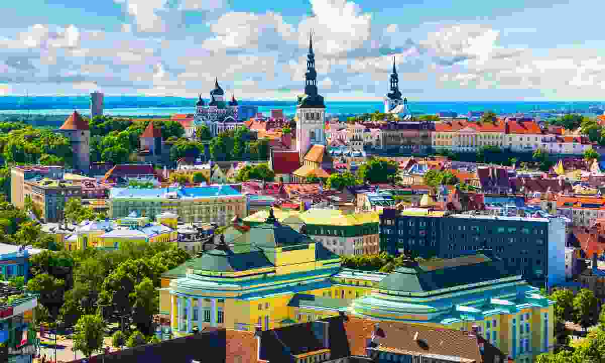 Beautiful Tallinn (Dreamstime)