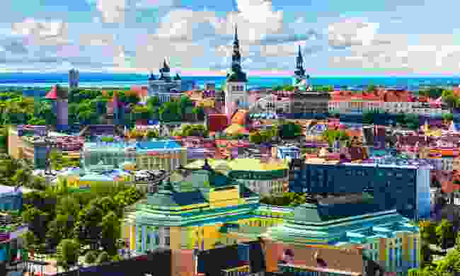 Beautiful Tallinn (Dreamstime)