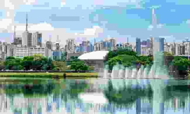 São Paulo (Dreamstime)