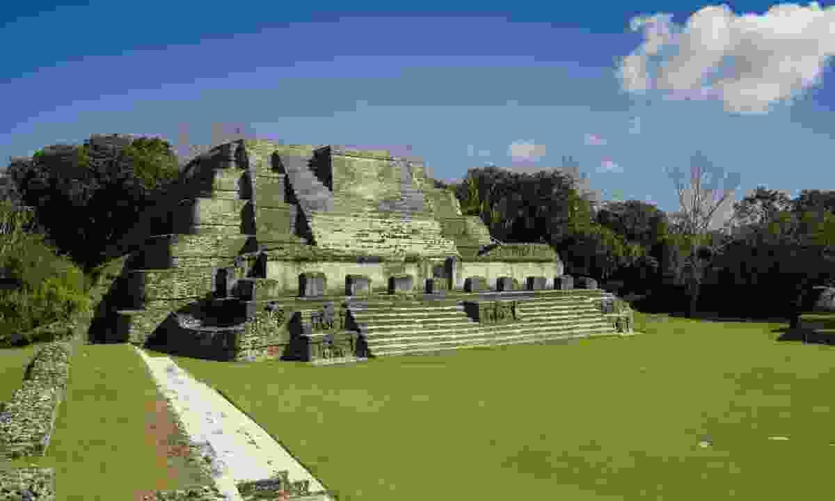 Mayan ruins (Dreamstime)
