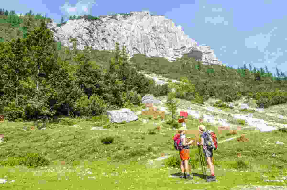 Hiking to Triglav (Slovenian Tourist Board)