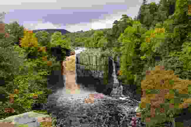 High Force, England's highest and one of the UK's prettiest waterfalls (Shutterstock)