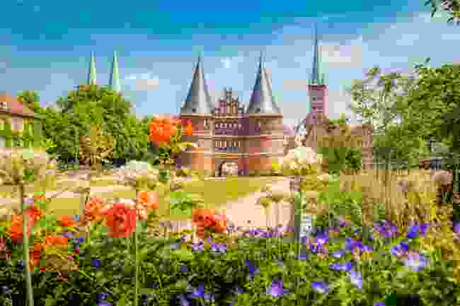 The Holstentor in Lubeck, Germany (Shutterstock)