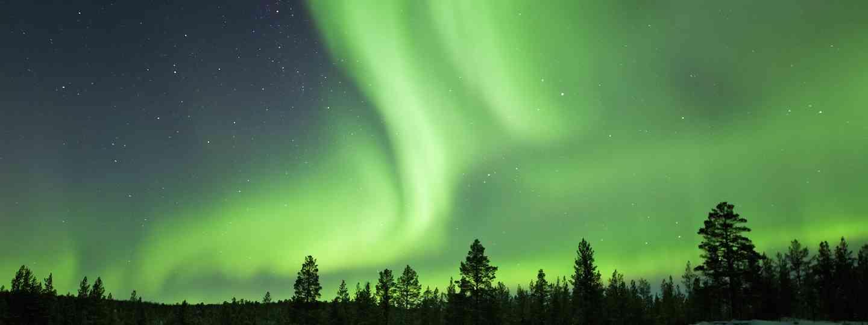 The northern lights (Dreamstime)