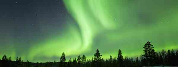 The northern lights (Dreamstime)