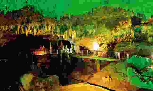 Limestone cave (Studio by the SEA)