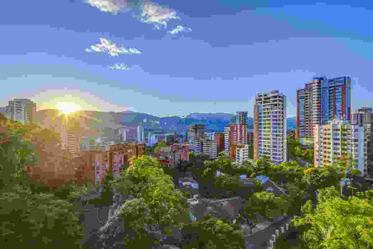 Medellin, Colombia (Shutterstock)