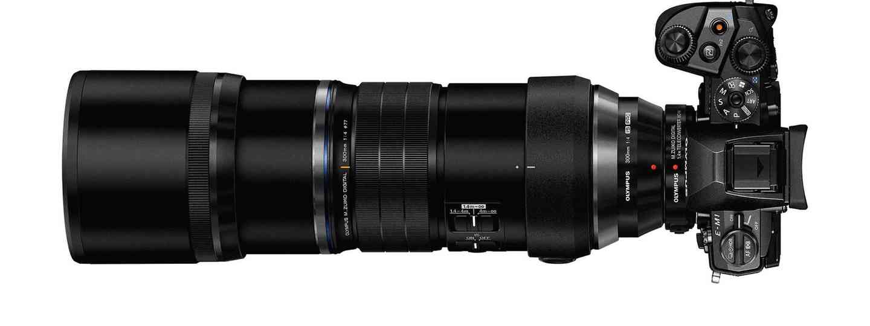 Olympus M.Zuiko Digital ED 300mm lens (Olympus)