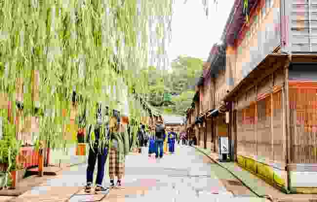 Discover Kanazawa's Higashi Chaya District