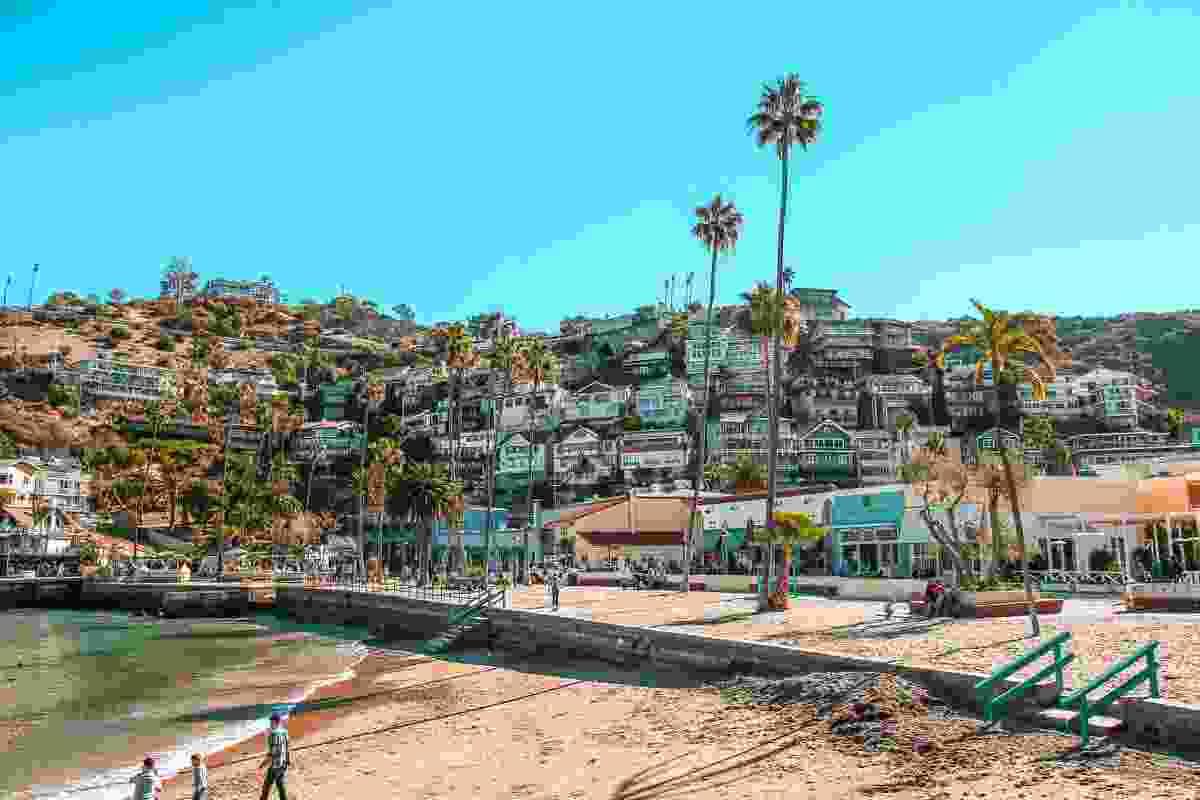Santa Catalina Island, California (Shutterstock)