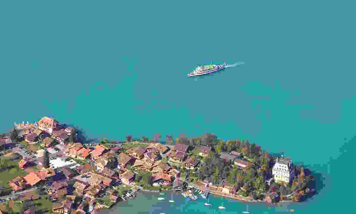 Lake Brienz (Interlaken Tourism)