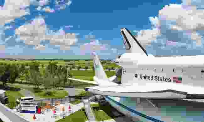 Enjoy Space Center Houston's virtual exhibits (Shutterstock)