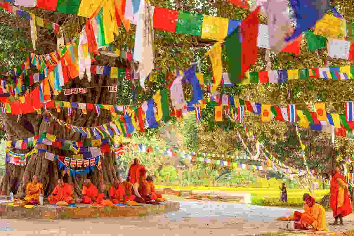 Lumbini, Nepal. (Shutterstock)