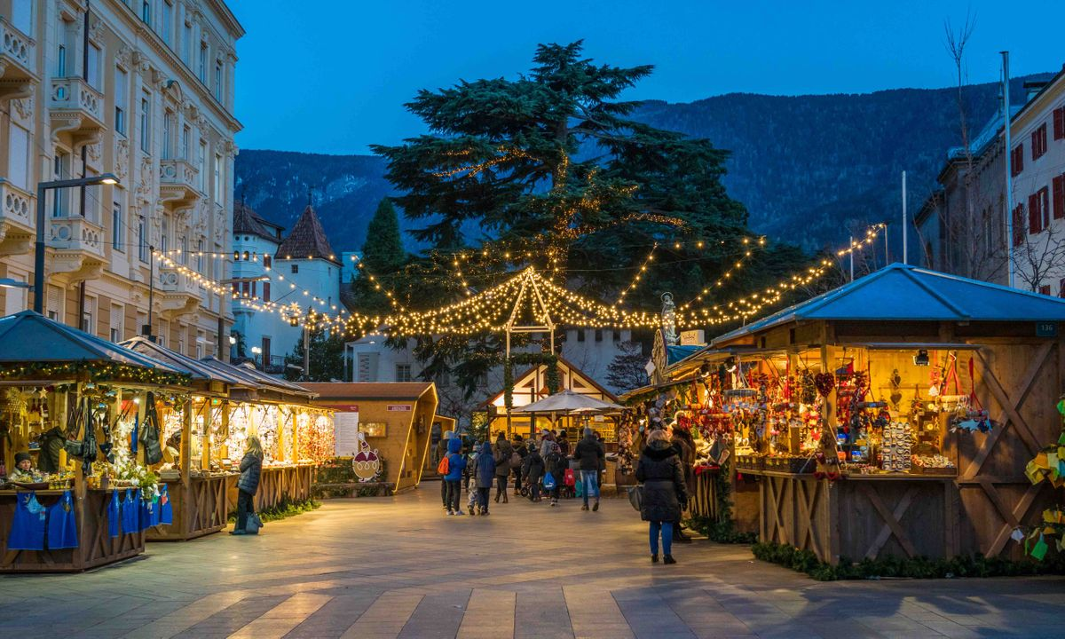 Christmas In Italy.The 5 Best Christmas Markets In Italy Wanderlust