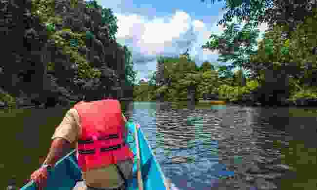 Have an adventure (Shutterstock)