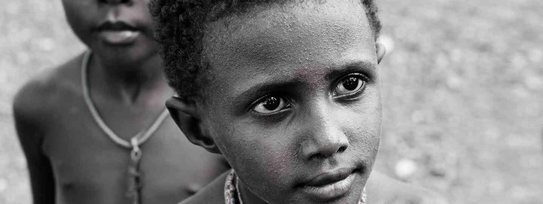 El Molo child (Shutterstock)