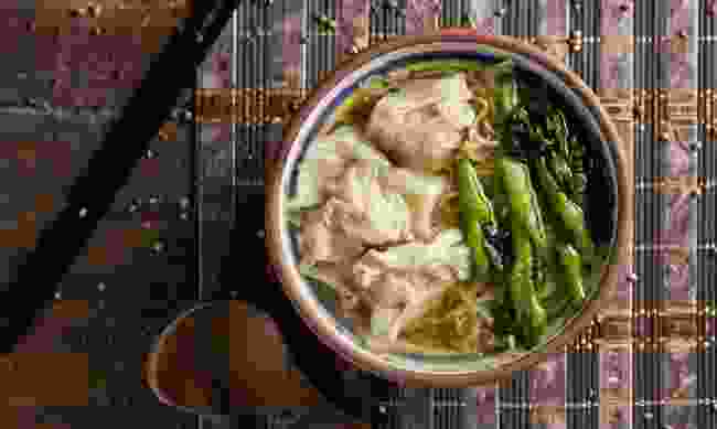 Wonton soup (Shutterstock)
