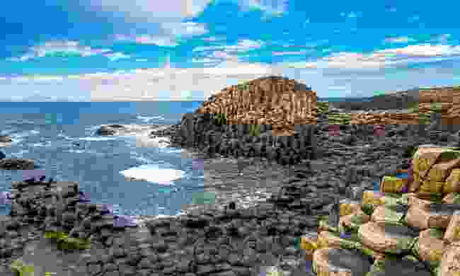 Giant's Causeway, Northern Ireland (Shutterstock)