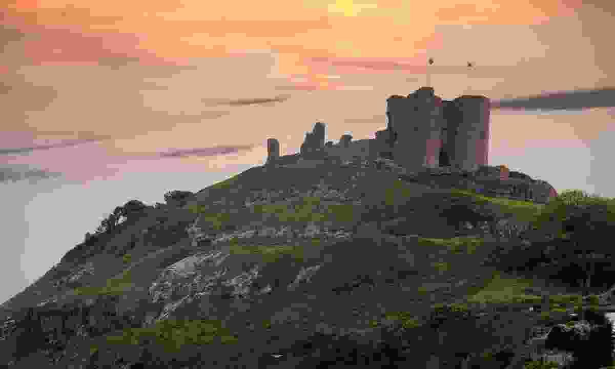 Criccieth Castle (Shutterstock)
