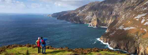 Belfast's best road trip Slieve League (Tourism Ireland/ Failte Ireland)