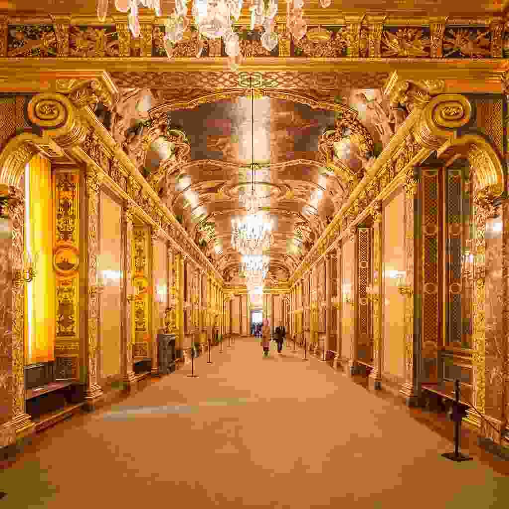 Inside Stockholm's Royal Palace (Shutterstock)