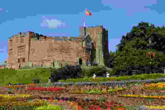 Tamworth Castle (Shutterstock)