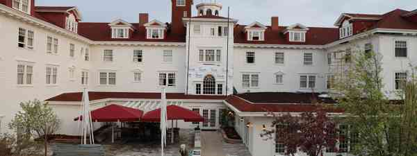 The Stanley Hotel inspired Stephen King to write 'The Shining' (Phoebe Smith)