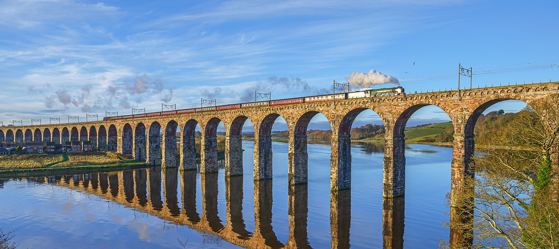 'World's Most Scenic Railway Journeys': 6 stunning routes from the new TV series