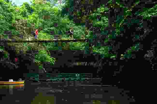 Enjoy eco-friendly adventures (Sarawak Tourism Board)