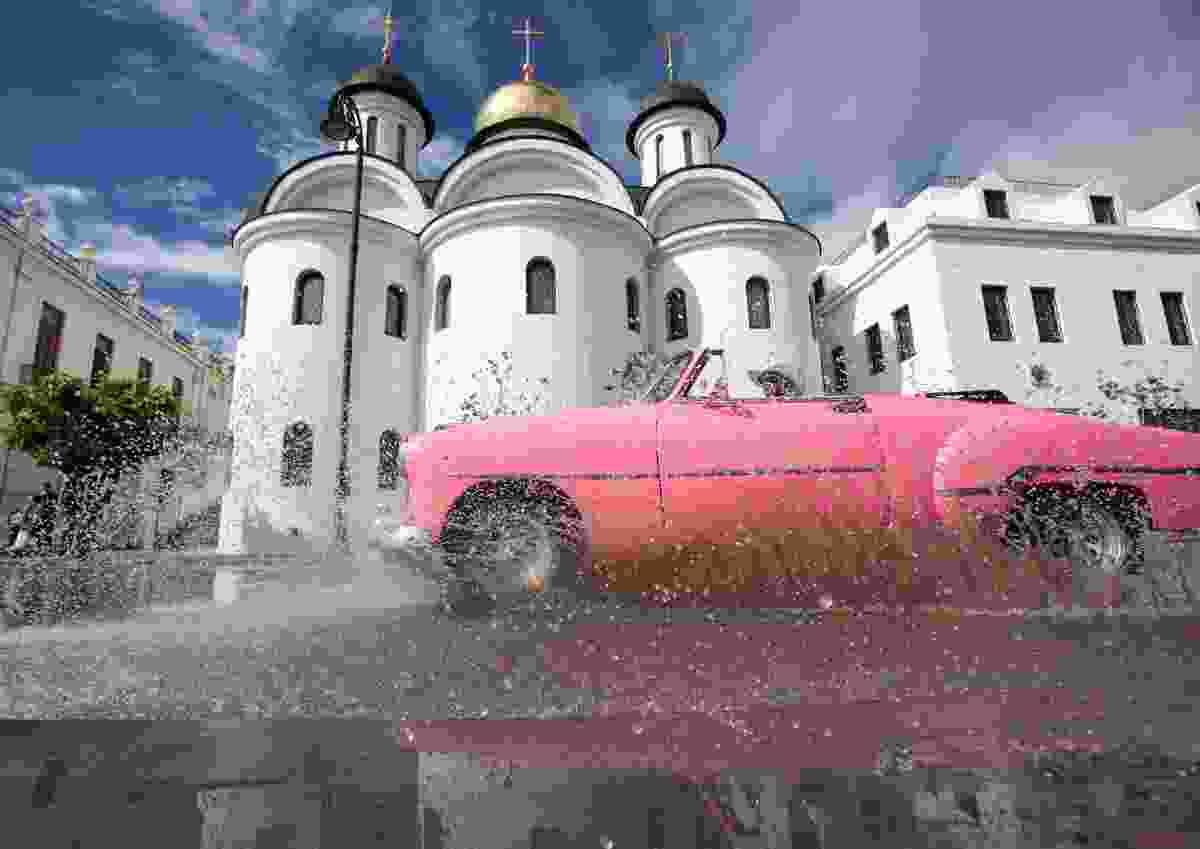 Colourful Cuba (Geraint Rowland)